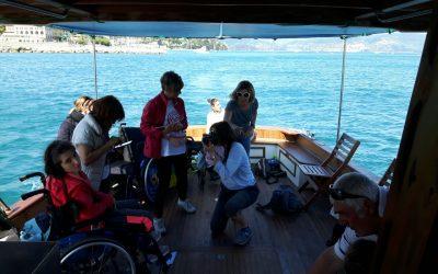 Le nostre uscite in barca con i ragazzi di LETIZIA NEL CUORE ONLUS – La Spezia