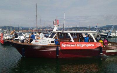 Attività con gli ATLETI SPECIAL OLYMPICS