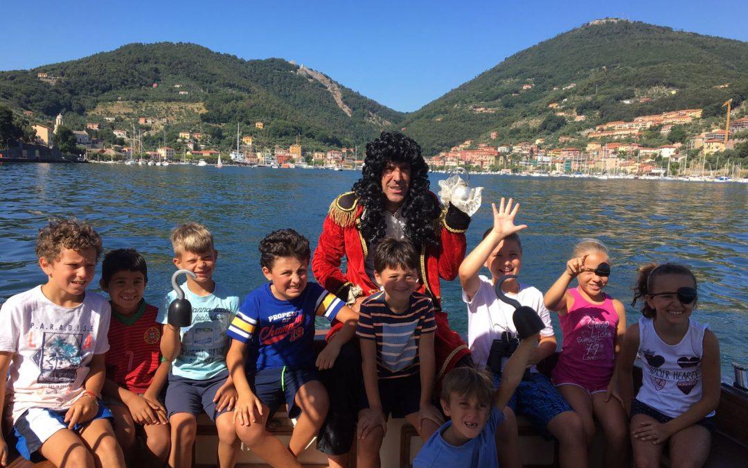 Campus estivi per bambini alla Spezia